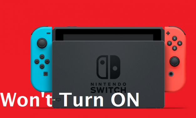 How to Fix Nintendo Switch Won't Turn On [Best Fixes]