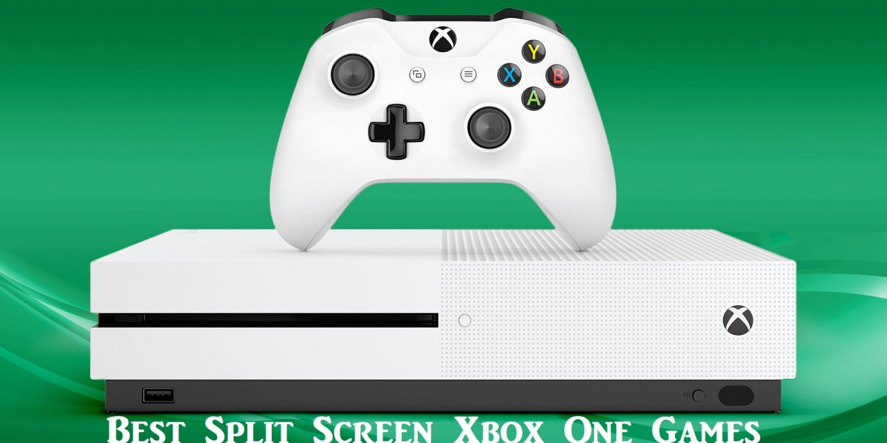 Best Split-Screen Xbox One Games You Should Play in 2021