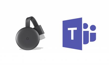 How to Chromecast Microsoft Teams to TV [2 Easy Ways]