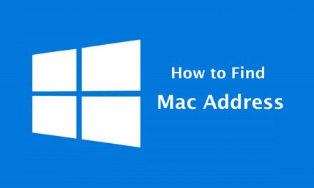 How to Find MAC Address on PC Windows 10, 8, 7 [Three Ways]