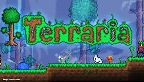 Terraria best android games for Chromebook