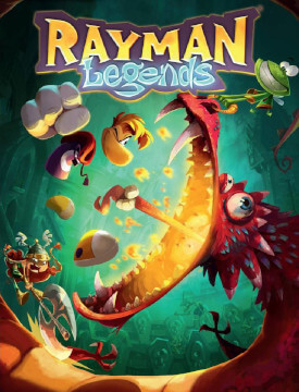 Rayman Legends is one of the best split screen Xbox One games