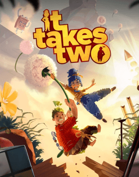 It Takes Two is one of the best split screen Xbox One games