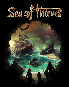 sea of thieves is one of the best split screen Xbox One games