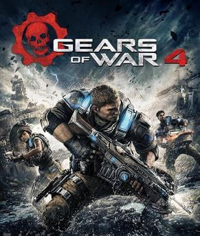 Gears of War 4 is one of the best split screen Xbox One games
