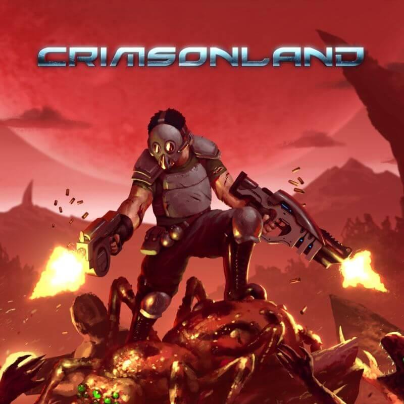 Crimsonland is one of the best split screen Xbox One games