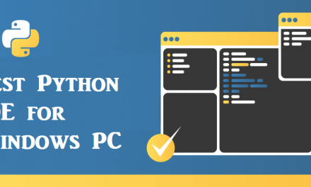Best Python IDE for Windows PC for Developers [2021]