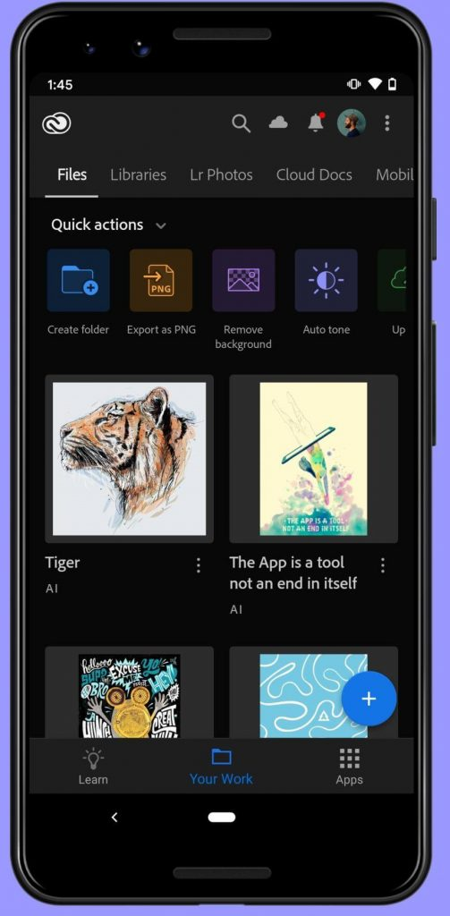Cancel Adobe Creative Cloud Subscription from Android