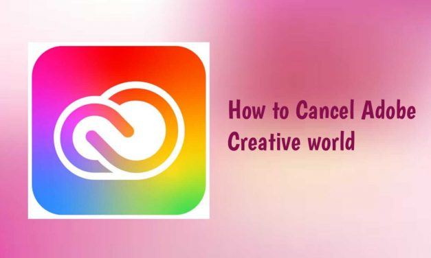How to Cancel Adobe Creative Cloud Subscription [All Ways]