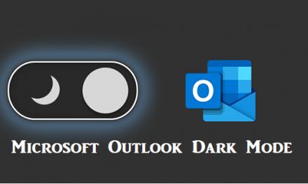 How to Enable Outlook Dark Mode [5 Easy Methods]