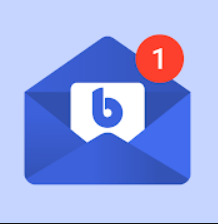 Blue Mail is a best email app for Android