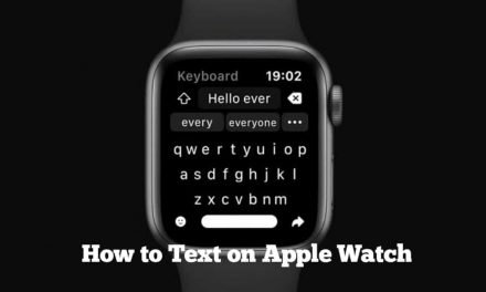How to Text on Apple Watch [Send and Receive Messages]
