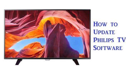How to Update Philips TV Software in 2021 [2 easy Methods]