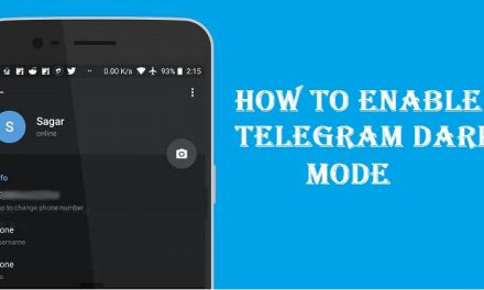 How to Enable and Use Telegram Dark Mode [Possible Ways]