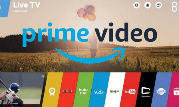How to Watch Amazon Prime on LG Smart TV [2 Easy Ways]
