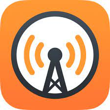 overcast is a best podcast app for iPhone