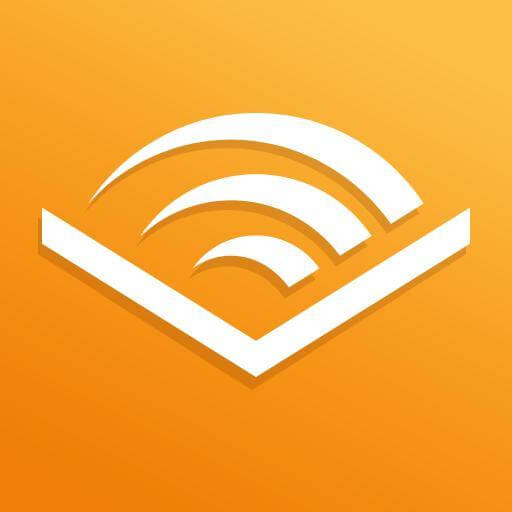 Audible is a best podcast app for iPhone