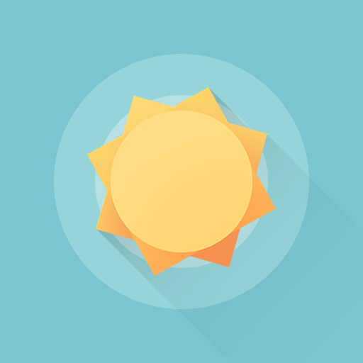 Geometric Weather is a best weather app for Android