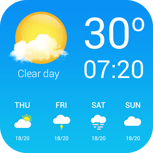 Weather is a best weather app for Android