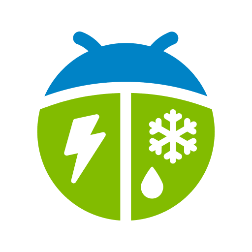 weatherbug is a best weather app for Android