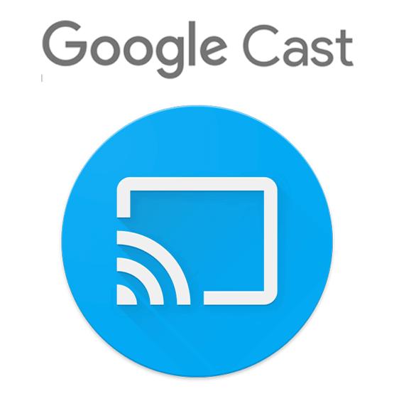 Google cast on Chromecast Ultra