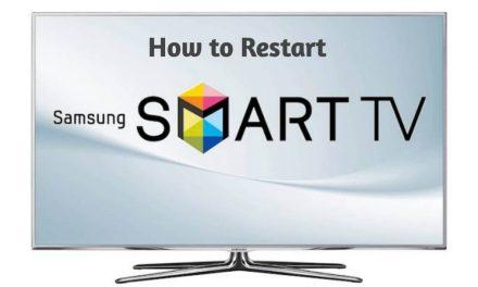 How to Restart Samsung Smart TV [All Models]   Easy Guide
