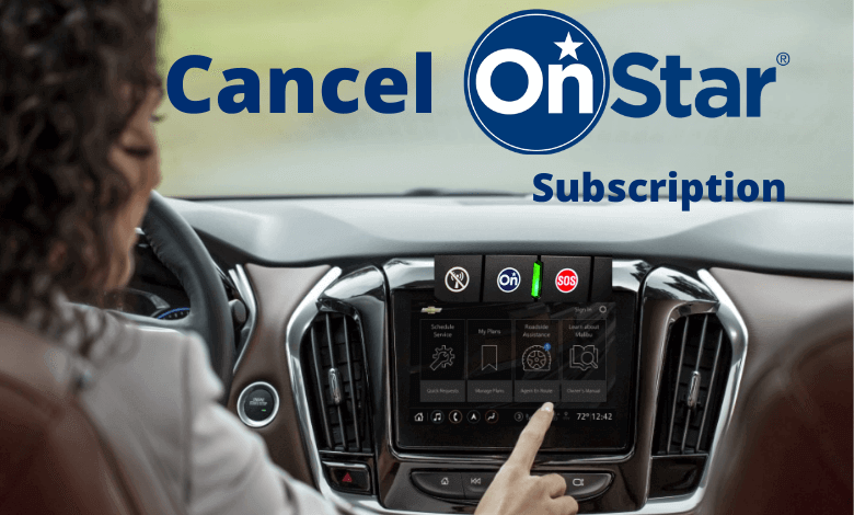 How to Cancel OnStar Subscription in 2 Minutes