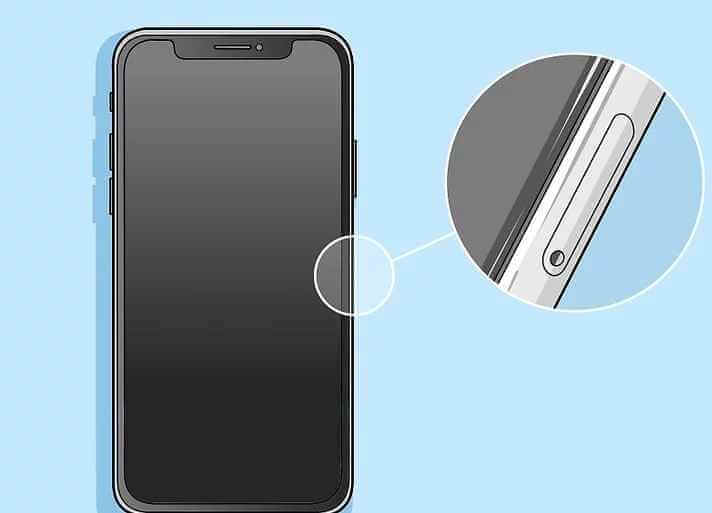 SIM Card tray - How To Open SIM Card Slot On iPhone